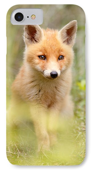 Softfox IPhone Case
