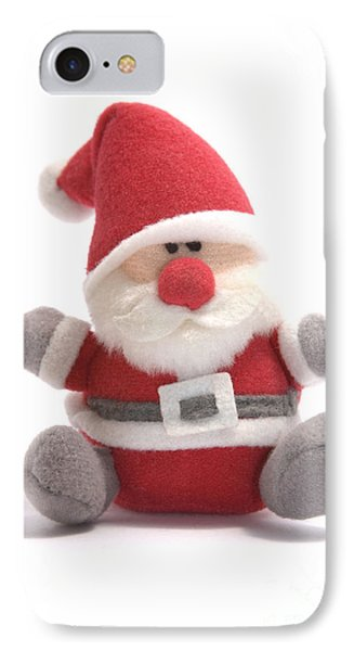 Softie Santa Phone Case by Andy Smy
