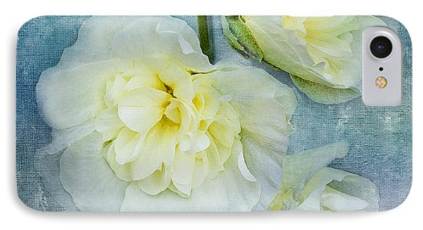 IPhone Case featuring the photograph Softly In Blue by Betty LaRue