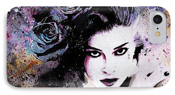Softly Spoken Agony IPhone Case by Marco Paludet