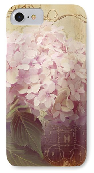 Softly Summer - Hydrangea 2 IPhone Case