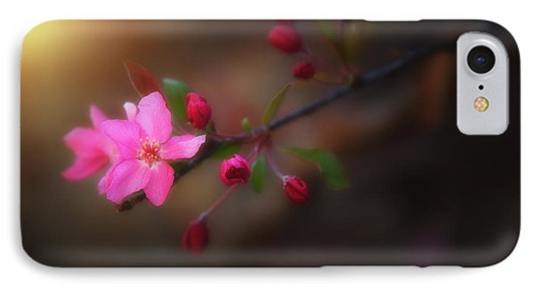Softness Of Spring IPhone Case by Darren  White