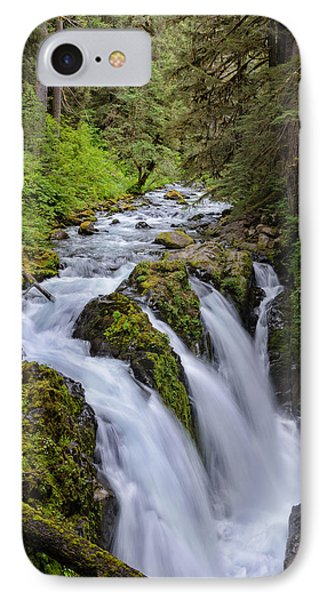 Sol Duc IPhone Case by Doug Oglesby