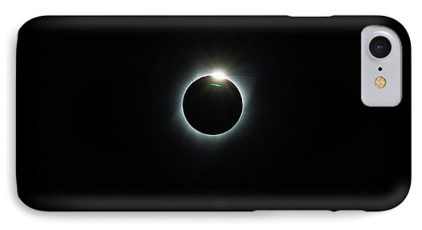 Solar Eclipse 2017 Phone Case by David Gn