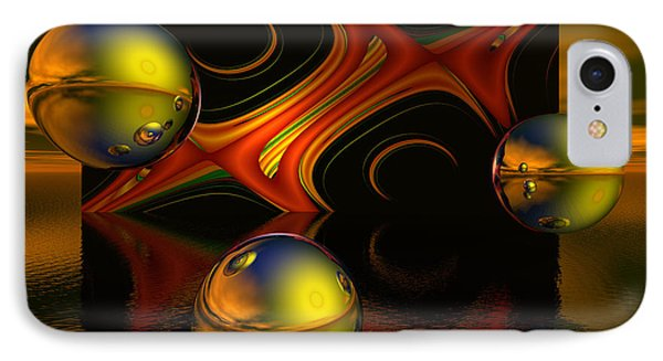 Solar Eclipse Phone Case by Sandra Bauser Digital Art