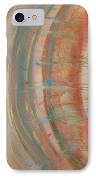 Solar Flare #2 IPhone Case by Sharyn Winters