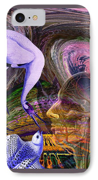 Solar Whisper Winds Of Change IPhone Case