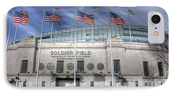 Soldier Field IPhone 7 Case