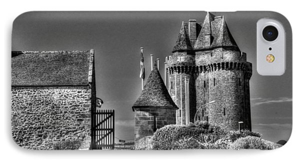 Solidor Gate IPhone Case by Karo Evans