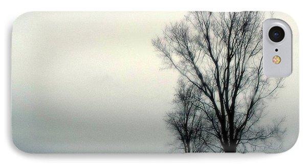 Solitude IPhone Case by Elfriede Fulda