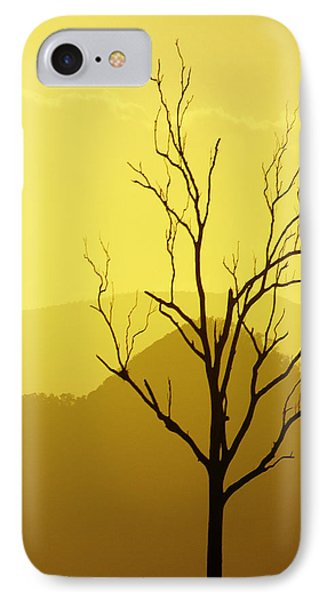 iPhone 7 Case - Solitude by Holly Kempe