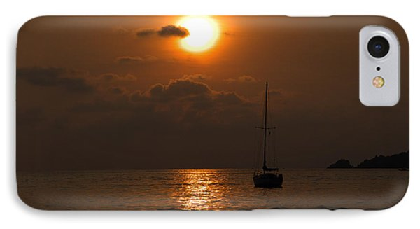 Solitude IPhone Case by Jim Walls PhotoArtist