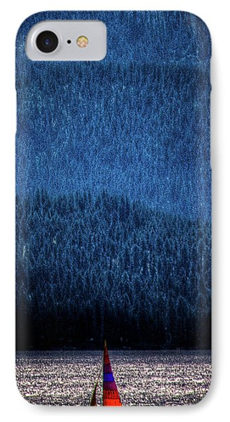 IPhone 7 Case featuring the photograph Solitude On Priest Lake by David Patterson
