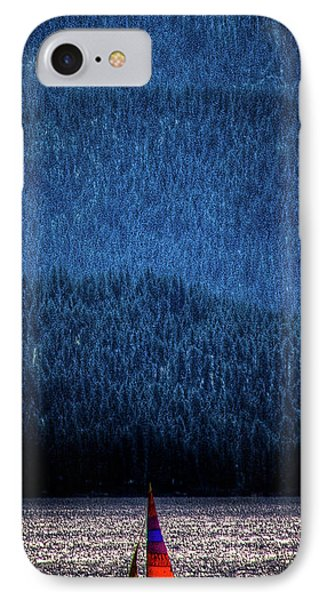IPhone Case featuring the photograph Solitude On Priest Lake by David Patterson