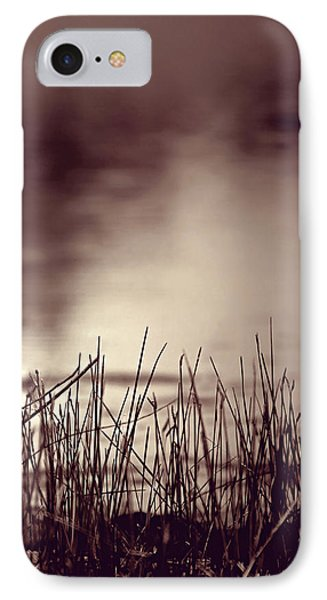 IPhone Case featuring the photograph Solitude by Trish Mistric