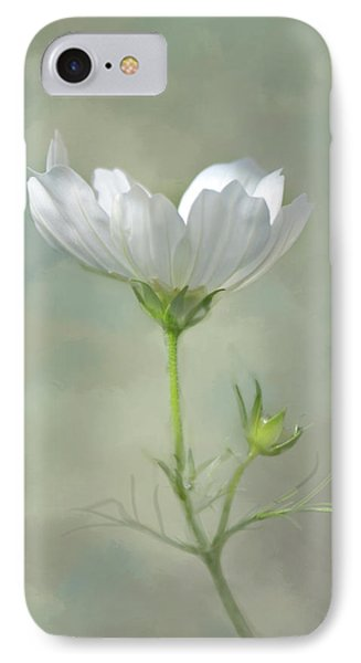 IPhone Case featuring the photograph Solo Cosmo by Ann Bridges