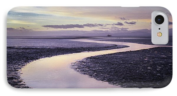 Solway Firth Dawn IPhone Case by Dave Bowman