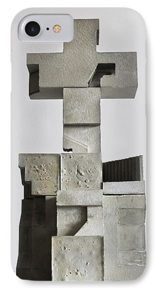 Soma Structure 1 Phone Case by David Umemoto