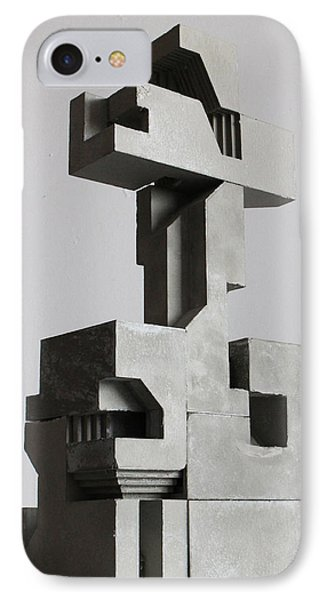 Soma Structure 2 Phone Case by David Umemoto