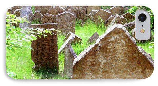 Somber Granite Phone Case by Patrick Murphy