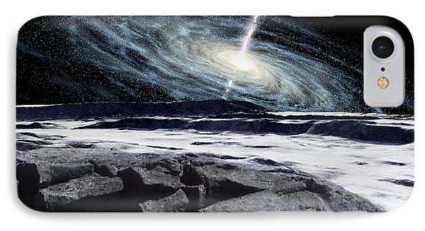 Some Galaxies Have Powerfully Active IPhone Case