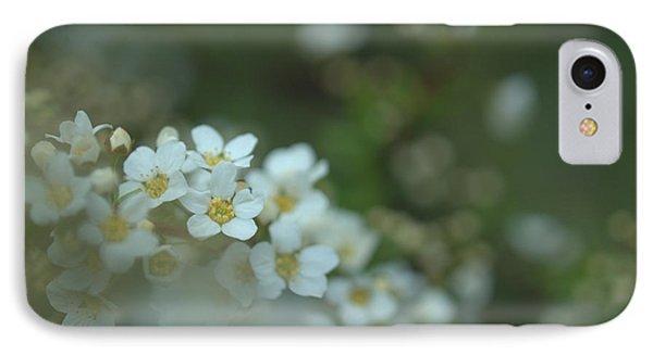 Some Gentle Feelings IPhone Case by Rachel Mirror