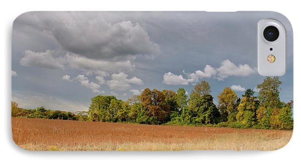 IPhone Case featuring the photograph Somerset Sky 3069 by Guy Whiteley