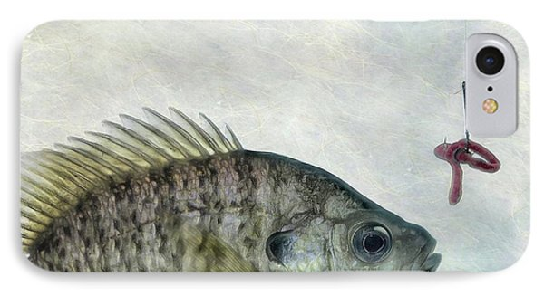 IPhone Case featuring the photograph Something Fishy by Mark Fuller