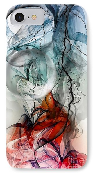 Something New Comes To Life By Nico Bielow IPhone Case by Nico Bielow