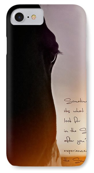 Sunrise Sunset IPhone Case