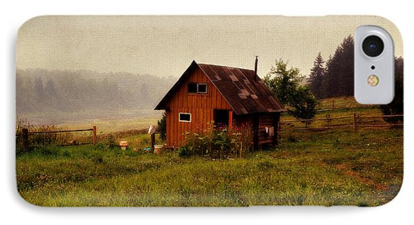 Somewhere In The Countryside. Russia Phone Case by Jenny Rainbow