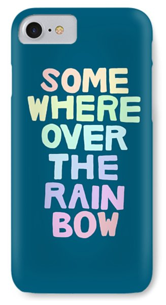 Somewhere Over The Rainbow IPhone 7 Case