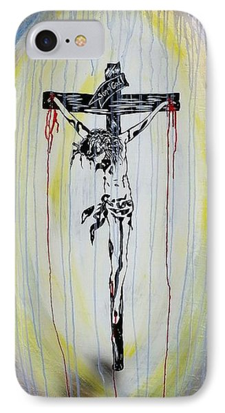 Son Of God IPhone Case by Heather Wilkerson