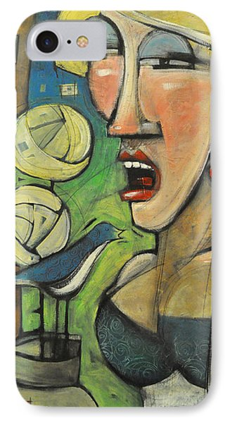 Songbirds Phone Case by Tim Nyberg