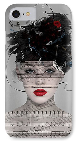 Songwriter IPhone Case