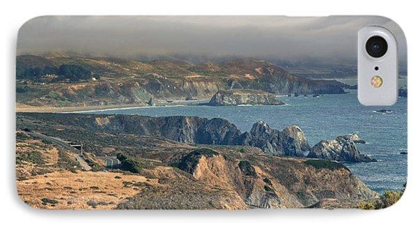 Sonoma Coast IPhone Case by Kim Wilson