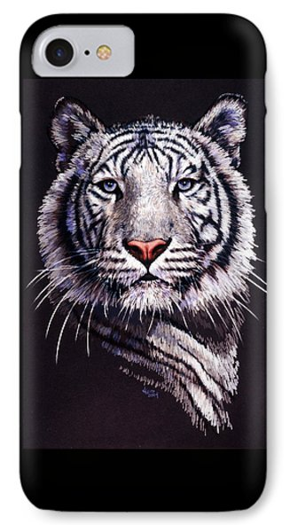 IPhone Case featuring the drawing Sorcerer by Barbara Keith