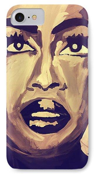 Soul Sister  IPhone Case by Miriam Moran