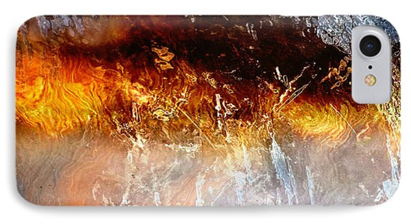 Soul Wave - Abstract Art Phone Case by Jaison Cianelli