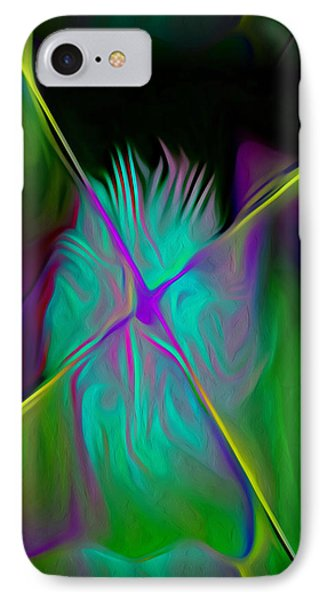 Soulful IPhone Case by  Fli Art