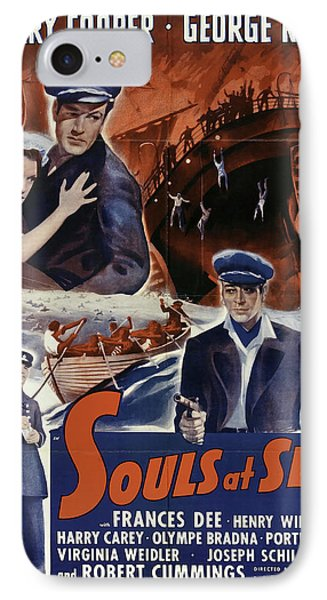 Souls At Sea 1937 IPhone Case