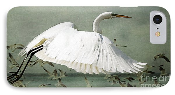Souls Take Flight ... IPhone Case by Chris Armytage