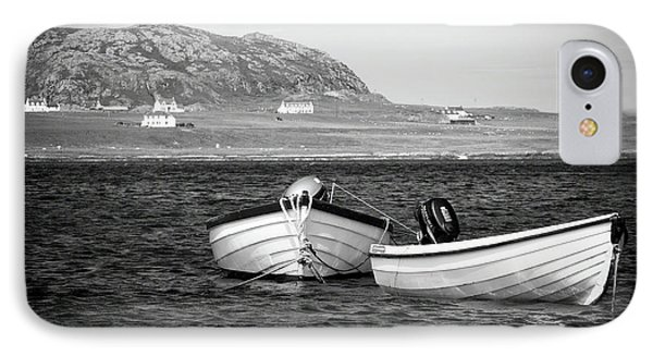 Sound Of Iona IPhone Case by Ray Devlin