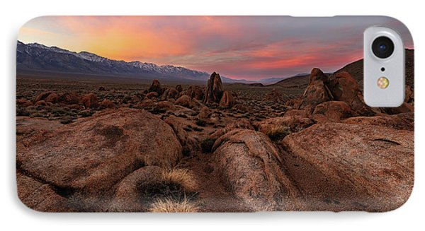 IPhone Case featuring the photograph Sounds Of Silence by Mike Lang