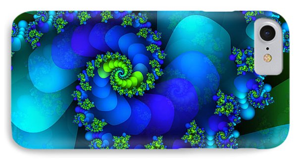 Source Of Life IPhone Case by Jutta Maria Pusl