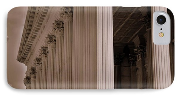 South Carolina State House Columns  IPhone Case