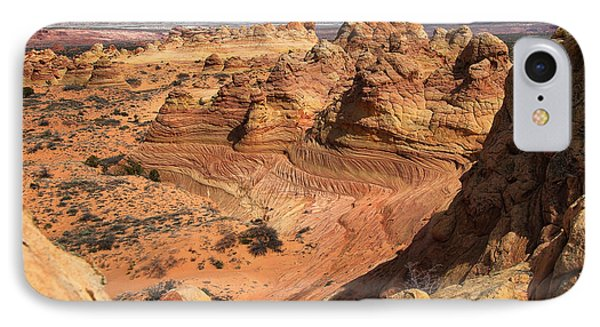 South Coyote Buttes IPhone Case by Farol Tomson