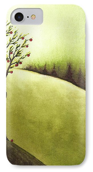 South Wind IPhone Case by Danielle R T Haney