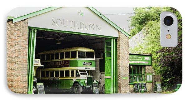 Southdown Bus IPhone Case