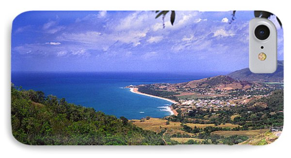 Southeast Coast Of Puerto Rico From Panoramic Route 901 Phone Case by Thomas R Fletcher